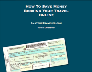 """""""The Only Way To Book Travel is a Travel Agent""""? – A Challenge"""