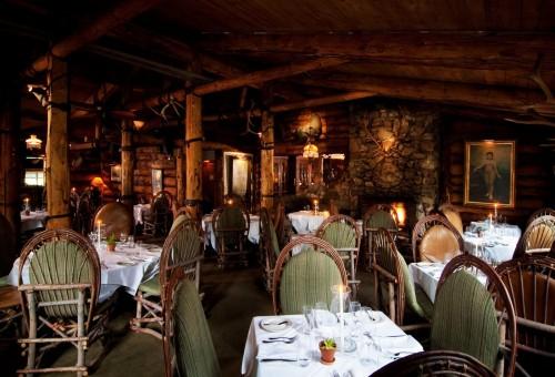 Saddle Peak Lodge – Restaurant Review – Malibu, California