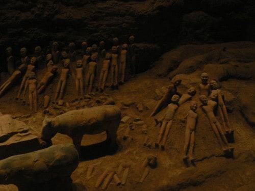 Han Yangling Museum