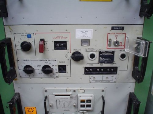Control Panel for Launch