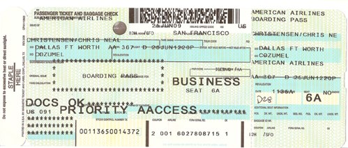 Air Travel – Can I Change The Name on an Airplane Ticket?