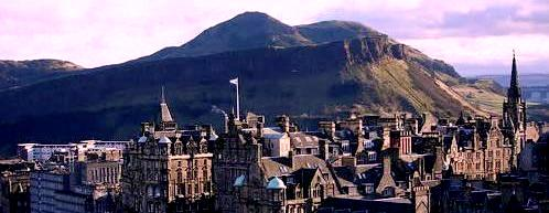 top 10 places to visit in britain edinburgh