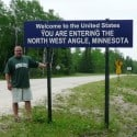 The Northernmost Spot in the 48 Contiguous U.S. States – The Northwest Angle in Minnesota