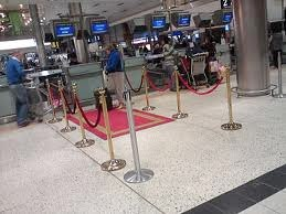 """Air Travel – Getting Frequent Flyers """"Red Carpet Treatment"""""""