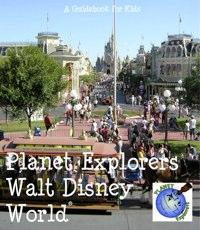 "Book Review: ""Planet Explorers Walt Disney World"" by Laura Schaefer"