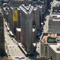 The Flatiron Building – New York City