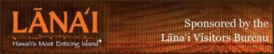 Visit Lanai logo graphic