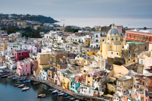 Ischia village