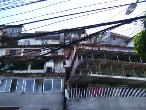 Rio de Janeiro favela