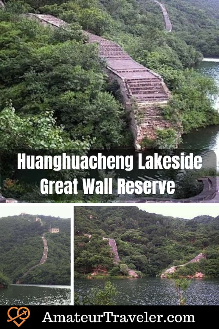 Huanghuacheng Lakeside Great Wall Reserve – The Great Wall of China in Water