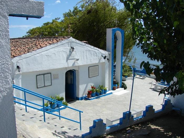 The Chapel of Panaghia Phaneromeni