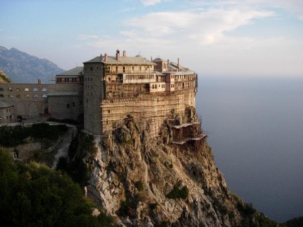 Monastic Mount Athos