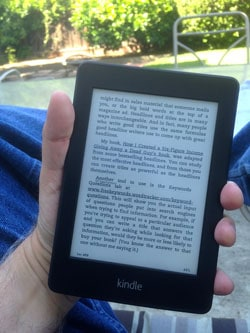 Review: Kindle Paperwhite