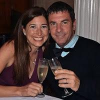 George and Lisa Rajna