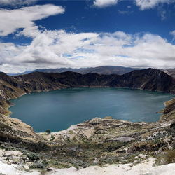 Trekking in Ecuador's Quilotoa Loop – Episode 392