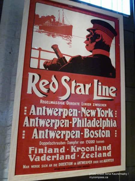Belgium Red Star Line Museum by Ilona Kauremszky / mycompass.ca