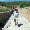 Best Place to see the Great Wall of China