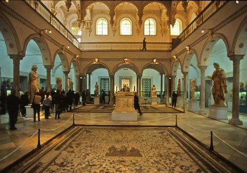 CRJPTunis-Bardo-museum