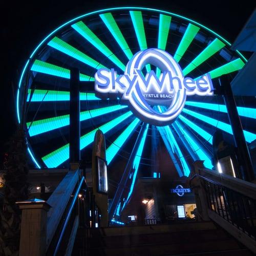 SkyWheel Myrtle Beach - Myrtle Beach, SC