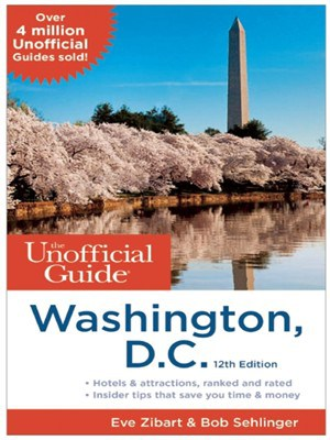 Book Review – The Unofficial Guide to Washington, D.C.