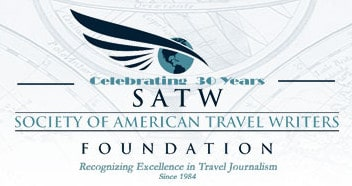 Amateur Traveler Podcast wins Lowell Thomas Travel Journalism Award