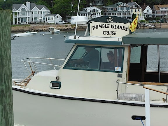 Thimble Islands