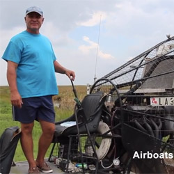 Alligators and Airboats – Amateur Traveler Video #76