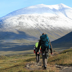 Hiking the King's Trail (Kungsleden) in Swedish Lapland – Episode 456