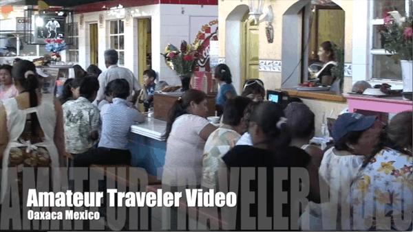 Oaxaca, Mexico markets