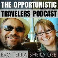 Opportunistic Travelers