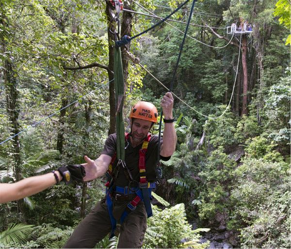 Cairns Australia Canopy Tour