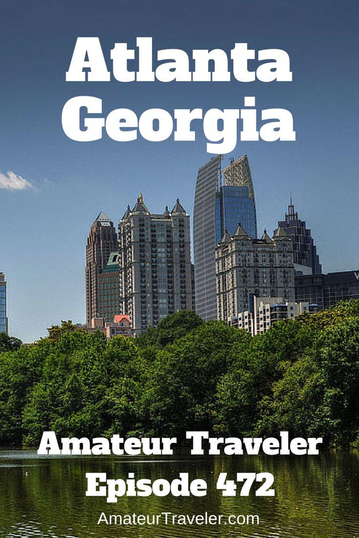 travel to Atlanta Georgia