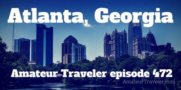 Travel to Atlanta, Georgia