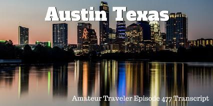 Travel to Austin, Texas