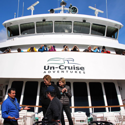 Cruising Southeastern Alaska on UnCruise – Episode 473