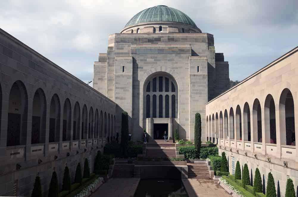 Australian War Memorial by Kincuri