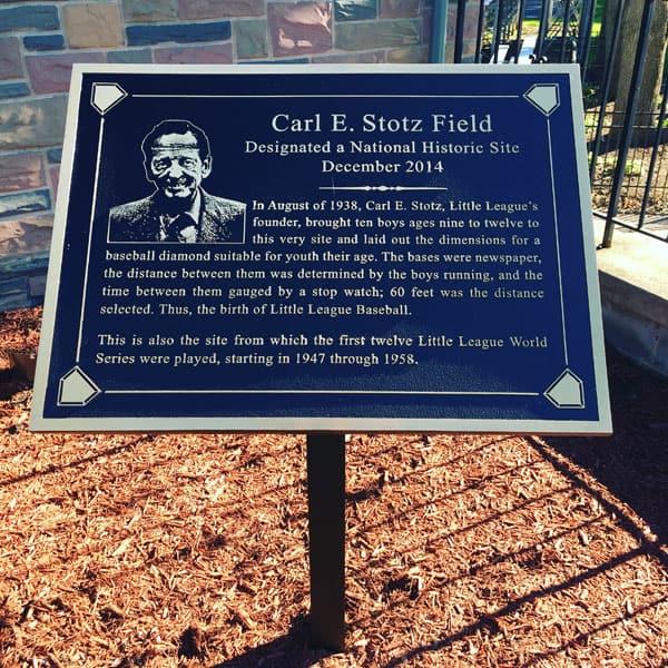 Carl E Stots field