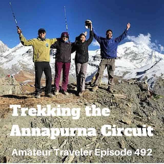 Trekking the Annapurna Circuit in Nepal – Episode 492