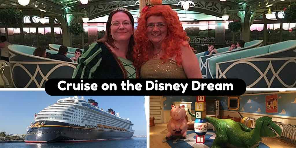 The Disney Dream - Fabulous Food, Fun Times, and Great Comfort