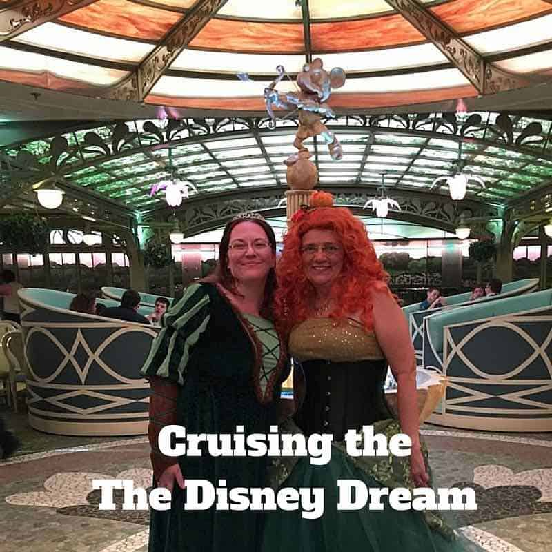 The Disney Dream – Fabulous Food, Fun Times, and Great Comfort