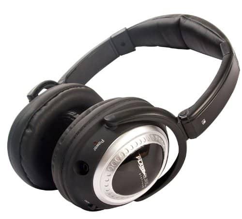 Plane Quiet Active Noise Canceling Headphone by Solitude Design