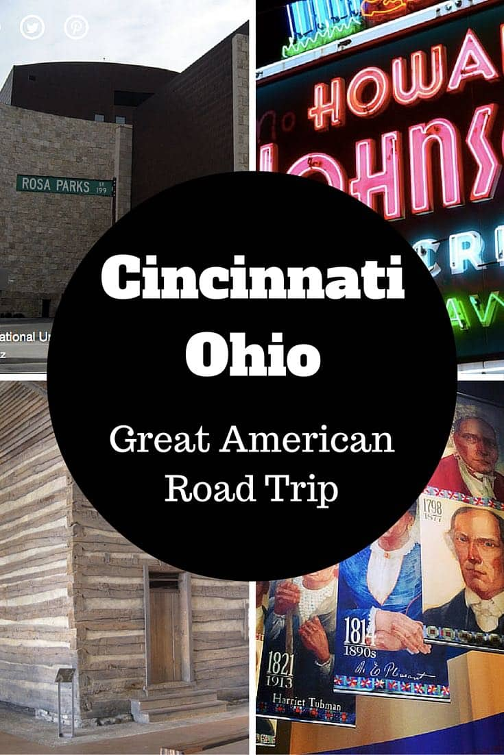 Things to do in Cincinnati Ohio | Great American Raod Trip#Cincinnati #ohio #usa #travel #trip #vacation #what-to-do-in #history