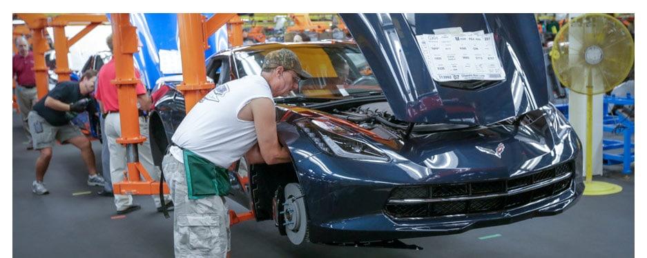 Corvette Factory