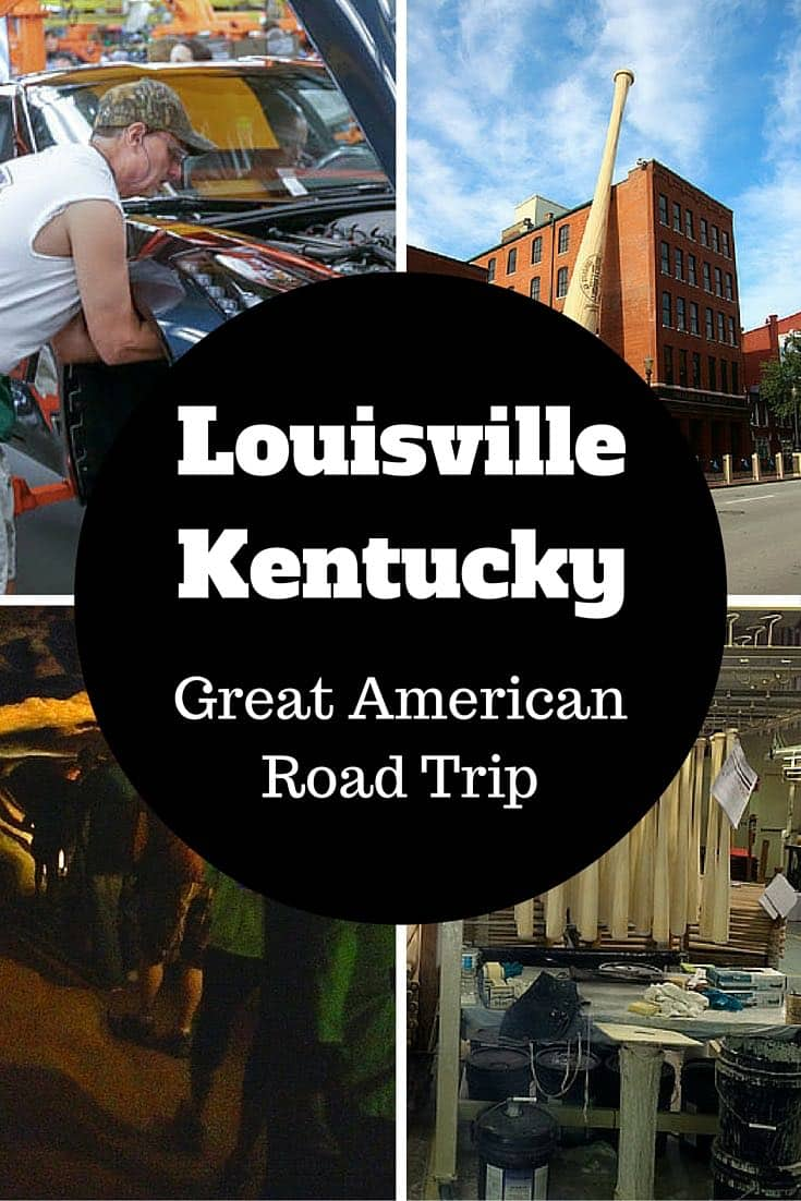 What to do in and near Louisville Kentucky | Great American Road Trip #usa #louisville #Kentucky #things-to-do-in #what-to-do-in #road-trip #travel #trip #vacation