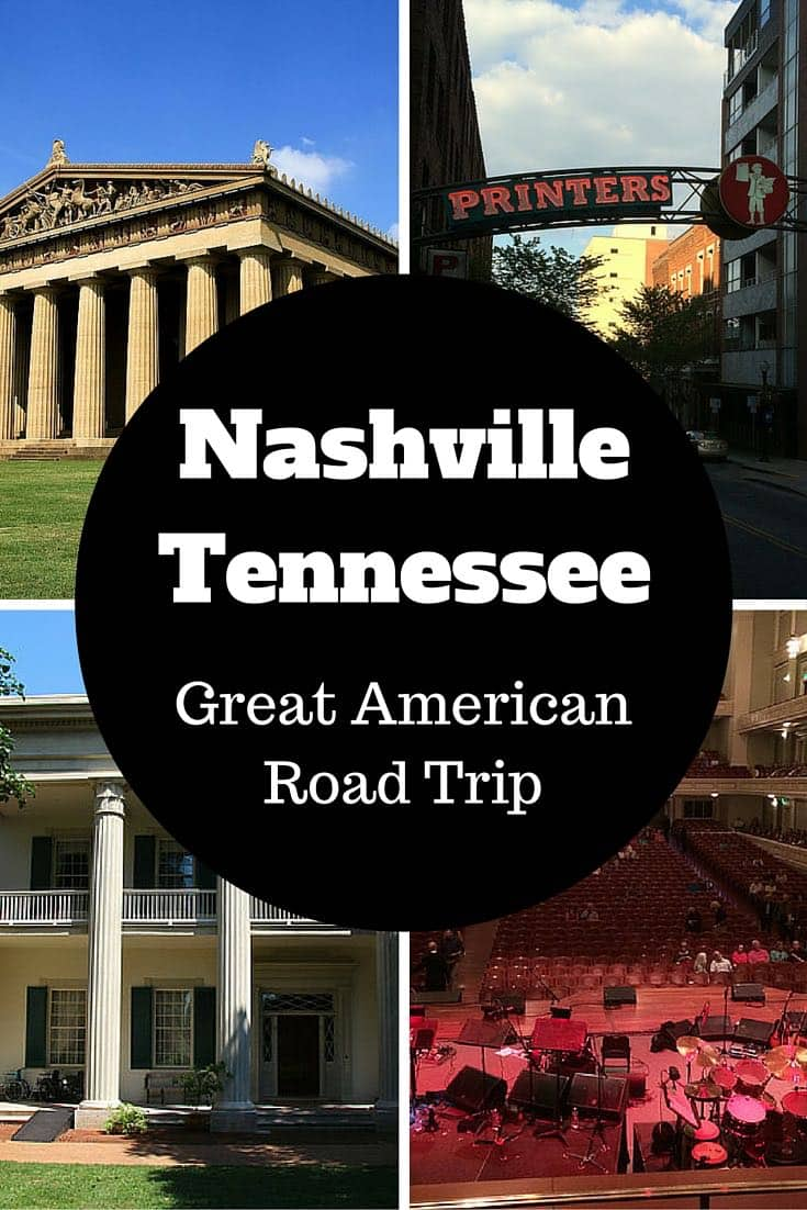 Things to do in and near Nashville Tennessee | Great American Raod Trip #nashville #road-trip #things-to-do-in #travel #trip #vacation #Tennessee