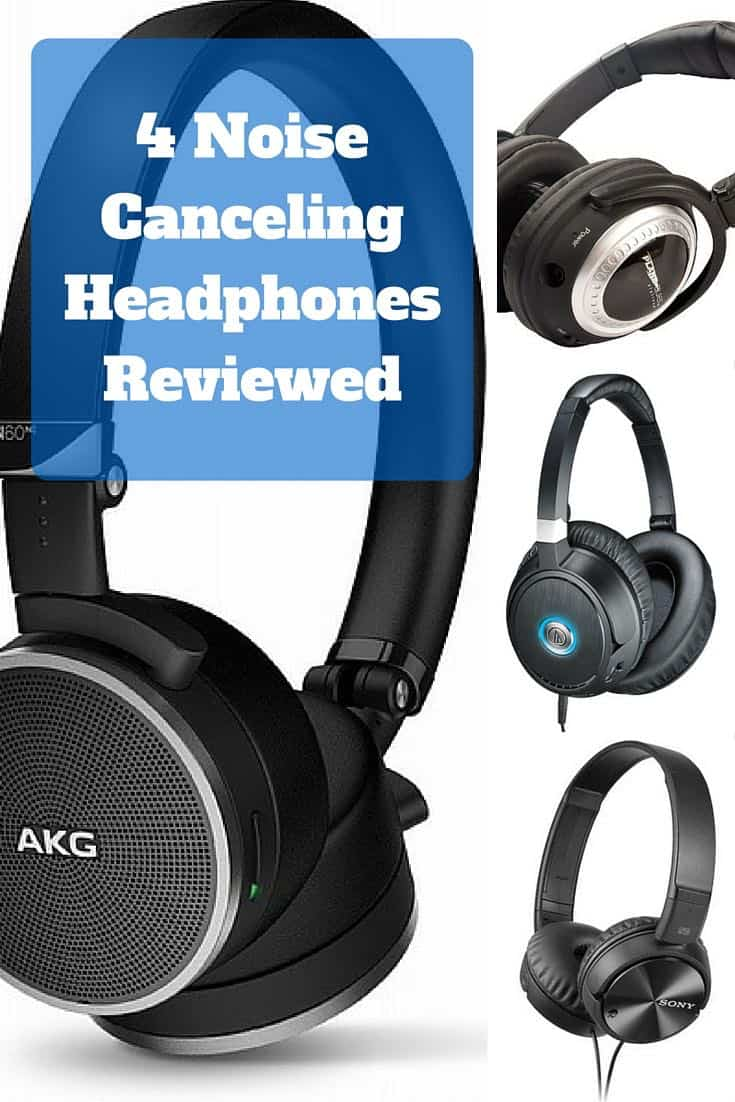 4 Noise Canceling Headphones Reviewed #audio #headphones #noise-canceling #noise-cancelling-headphones