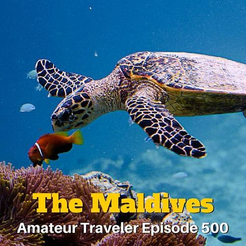 Travel to the Maldives – Episode 500