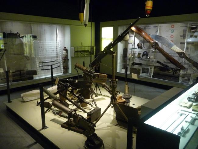 Memorial Museum Passchendaele 1917 - Zonnebeke, Belgium
