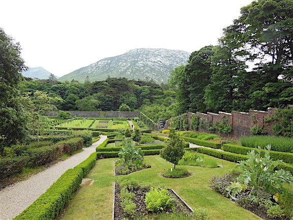 Kylemore Walled Gardens