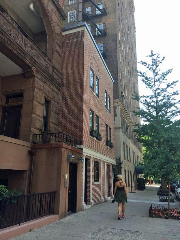 Upper West Side, near Guggenheim